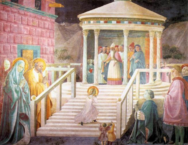 Fete de la presentation de marie au temple 11