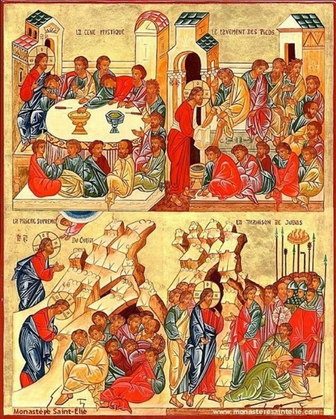 Fete du jeudi saint 11