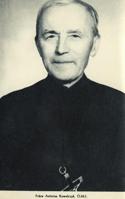 Fr antoine kowalczyk o m i p