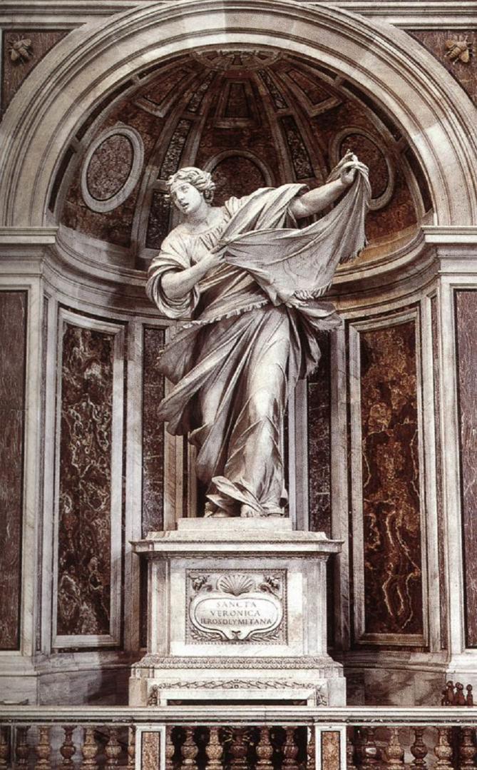 Francesco mochi santa veronica 1629 32 vaticano 2