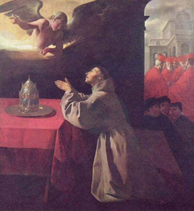 Francisco de zurbaran 036