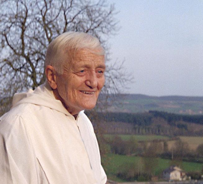 Frere roger schutz fondateur de la communaute de taize 1915 2006