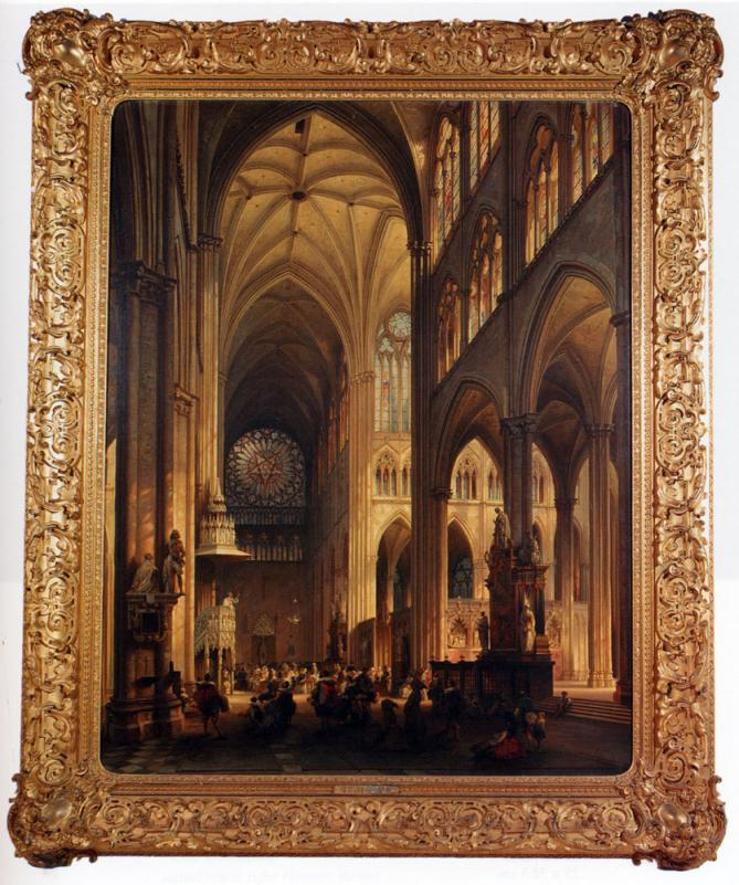 Genisson jules victor the cathedral of amiens