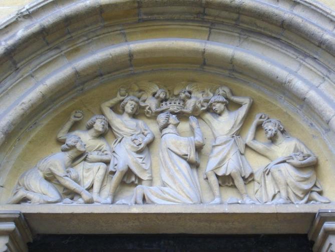 Gorze eglise saint etienne 12 11