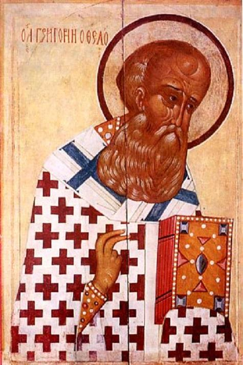 Gregory of nazianzus 2