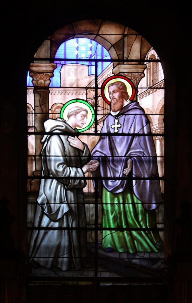 Grenoble saint hugues vitrail 2