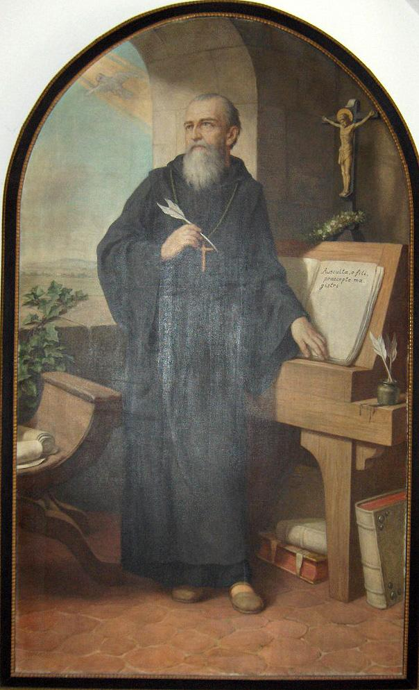 Heiligenkreuz st benedict