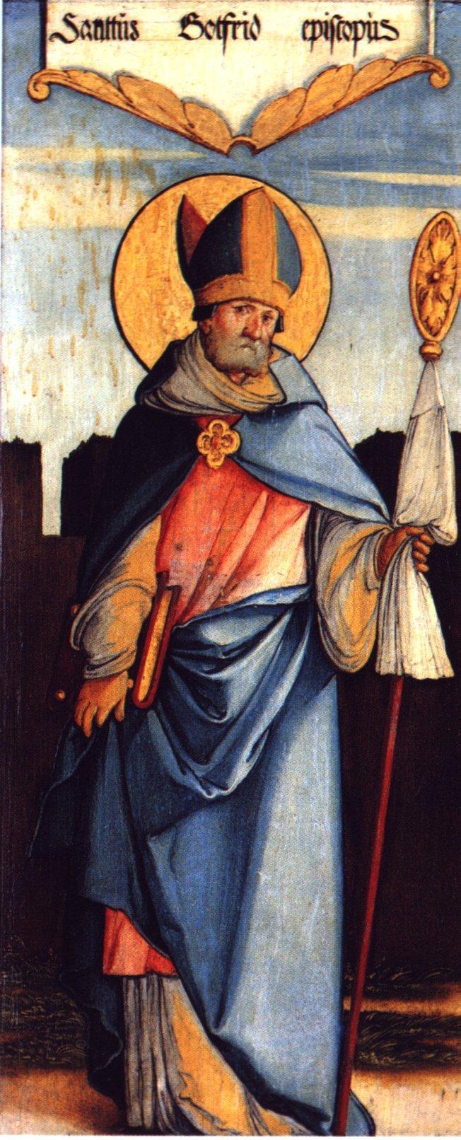 Heiliger gottfried 2