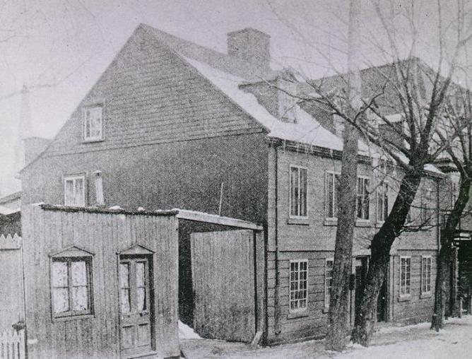 Hospice de sainte pelagie wolfe street montreal