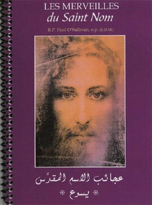 I grande 12198 les merveilles du saint nom de jesus texte francais suivi du texte en arabe reliure spirale net 2