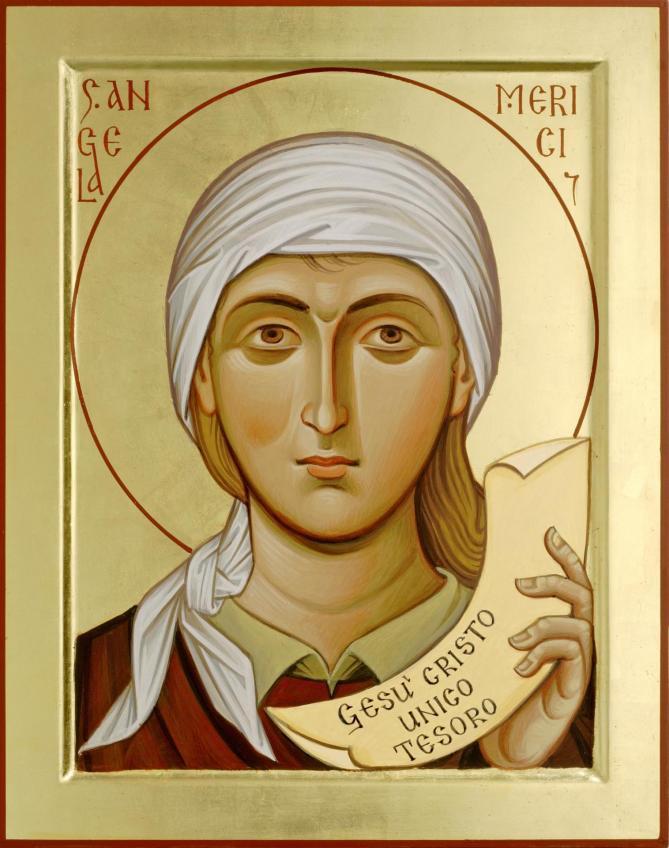 Icona angela