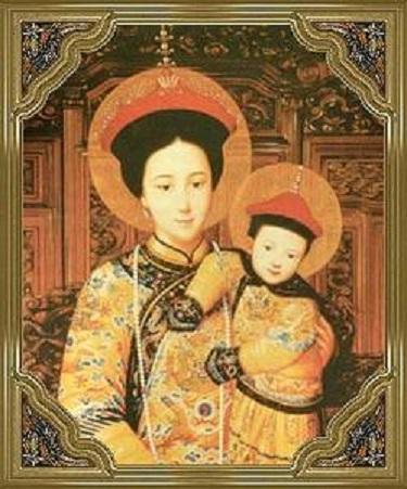 Icone chinoise 2