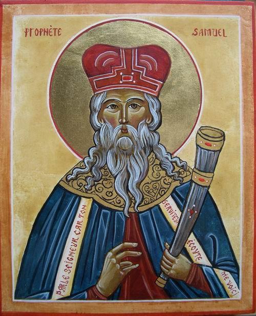 Icone du prophete samuel 5478 3