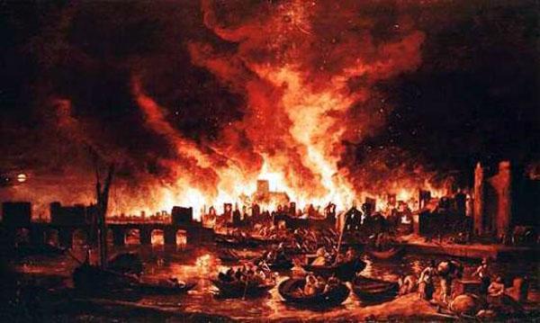 Incendie de rome 64