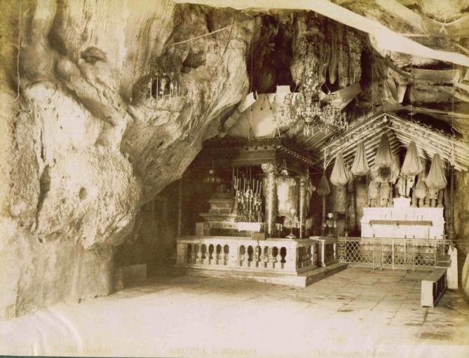 Incorpora giuseppe 1834 1914 n 221 grotta s rosalia