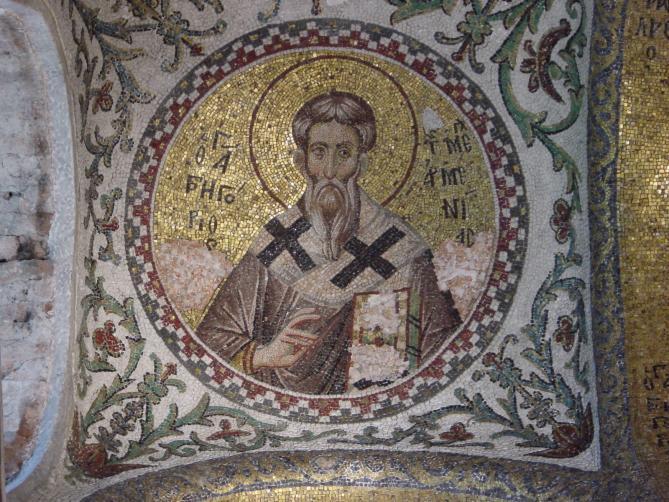 Istanbul chiesa pammacaristos fetiye camii san gregorio armeniaco foto g dall orto 26 5 2006