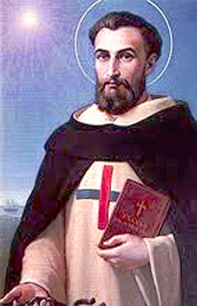 Jean de matha ordre de la sainte trinite 1