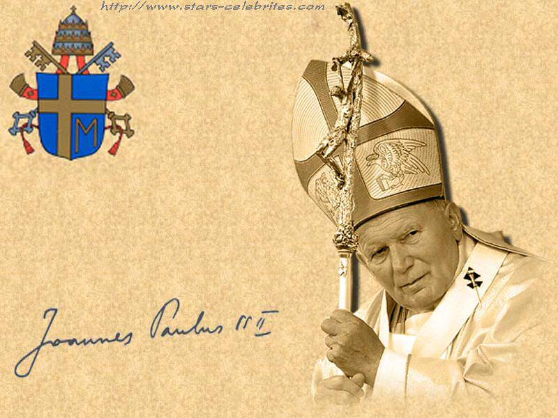 Saint Jean Paul Ii Pape 264 232 Me De 1978 224 2005 1920
