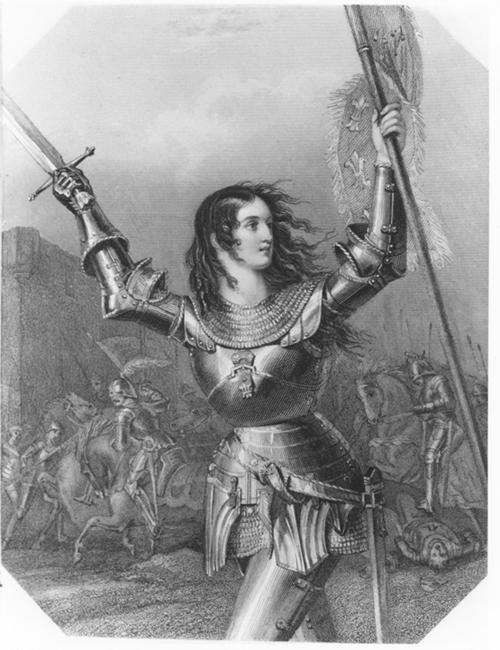 Jeanne d arc orleanide 1