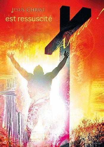 Jesus ressuscite amen 1