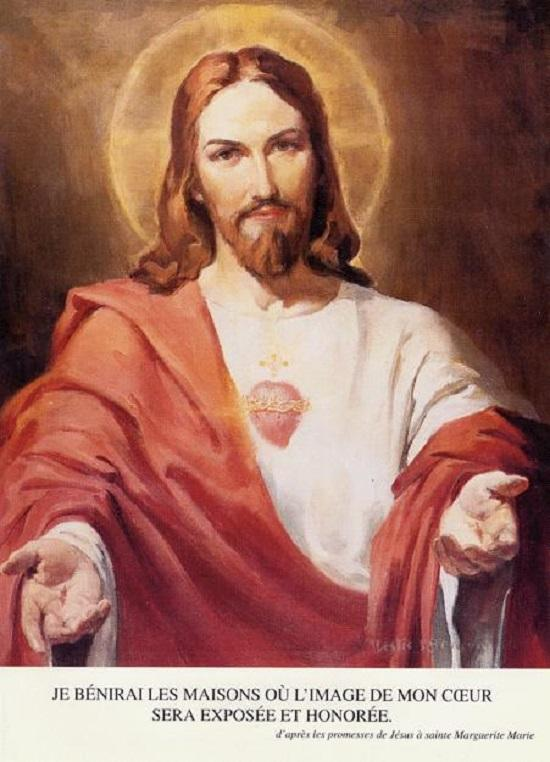 Jesus sacre coeur coeur1 2