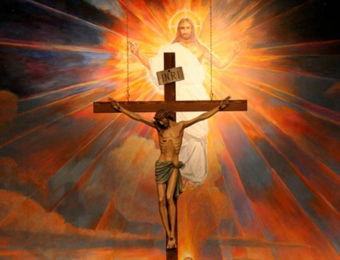 Jesus sur la croix 3