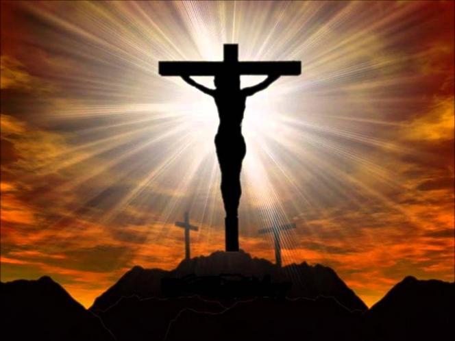 Jesus sur la croix 4