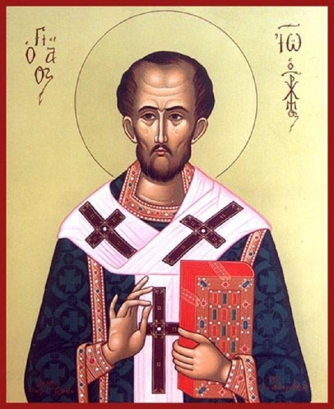John chrysostom 11 2