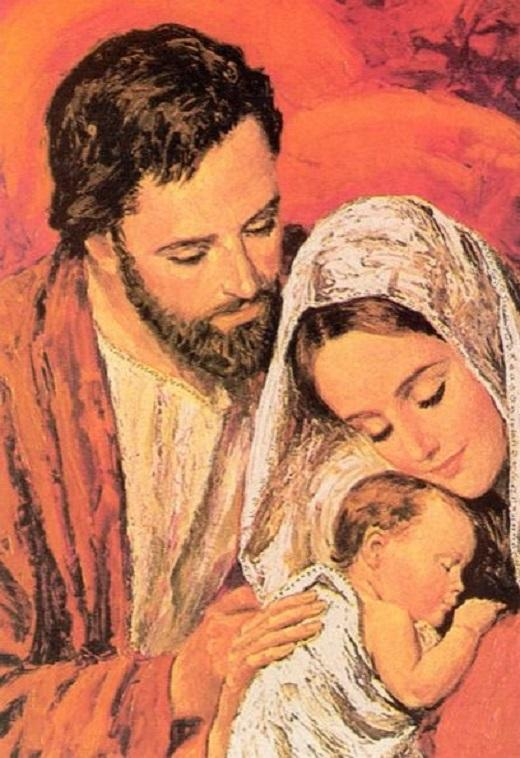 Joseph marie et jesus 2