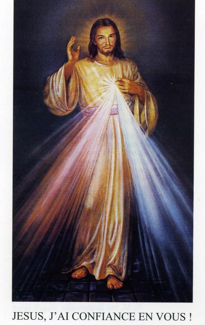 Jsus misricordieux jsus jai confiance en toi 1