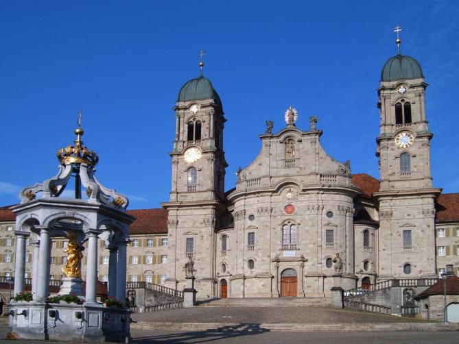Kloster einsiedeln 001