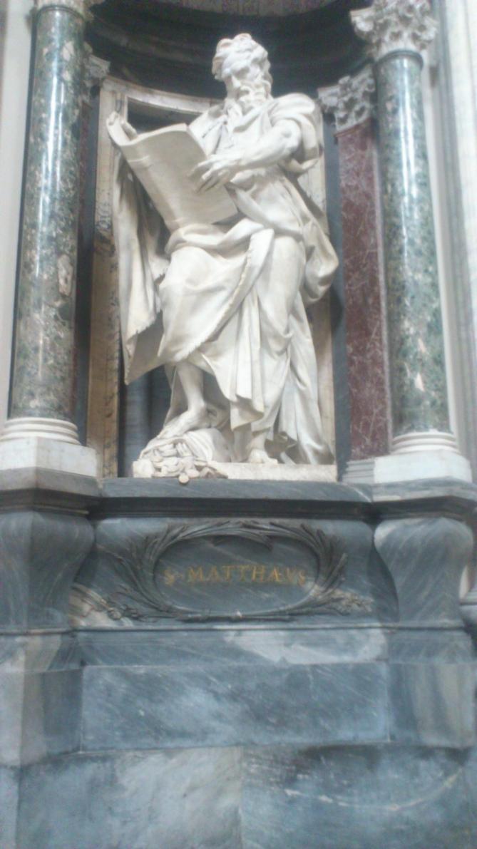 L apotre saint matthieu gd