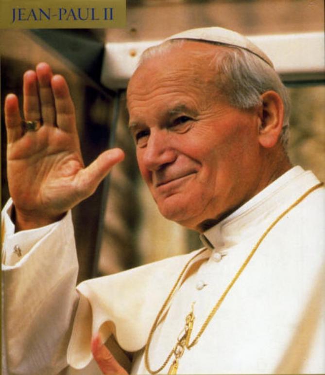 Pape Jean-Paul II
