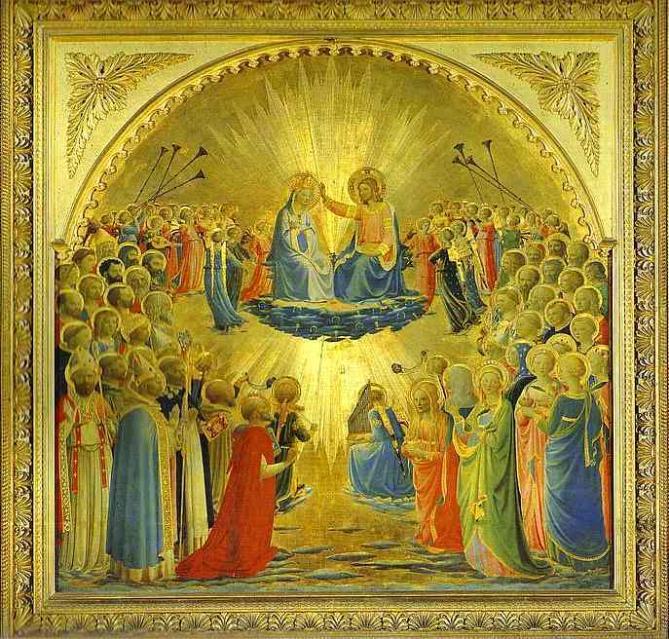 L assomption de la tres sainte vierge marie 2