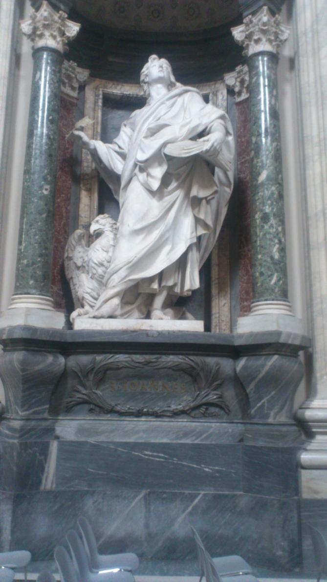 L evangeliste saint jean