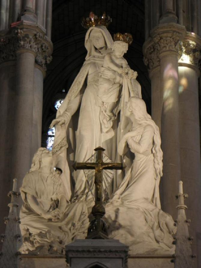 La chapelle montligeon 61 basilique 5 2