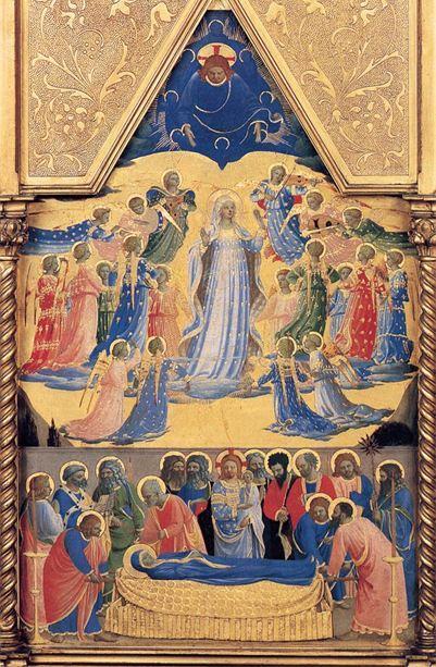 La dormition et l assomption de la tres sainte vierge marie 2