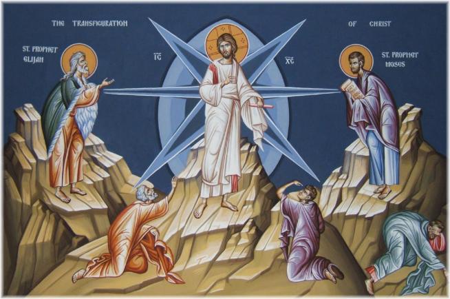 La tranfiguration 11