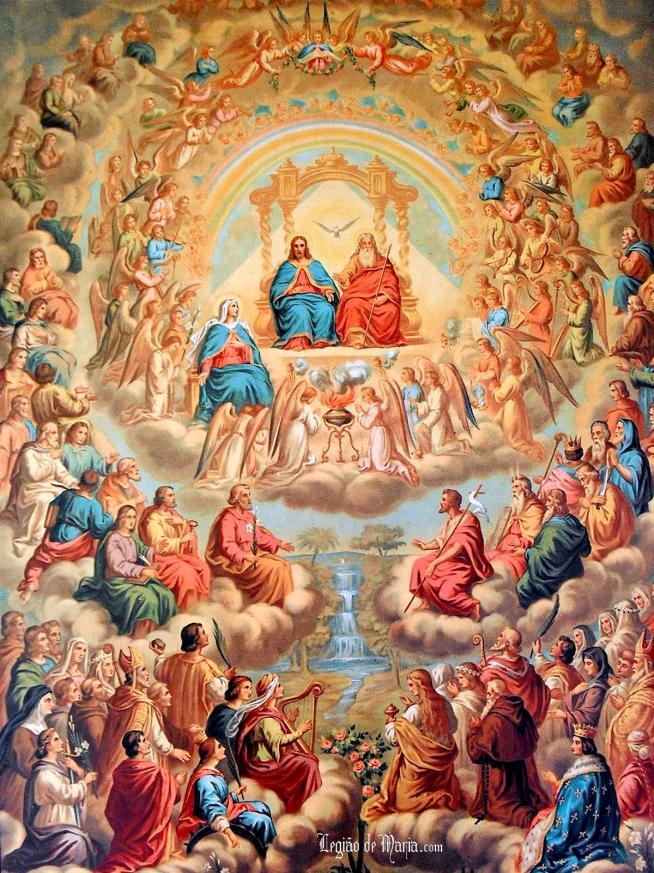 Legiao de maria todos os santos