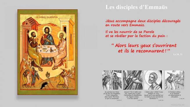 Les disciples d emmaus 11