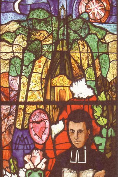 Louis edouard cestac vitrail