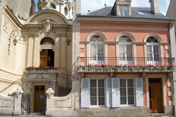 Maison natale de sainte therese maison de louis et zelie martin