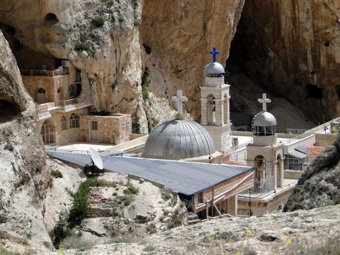 Mar takla monastery 01