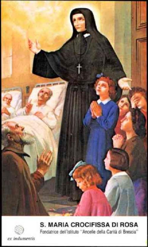 Maria crocifissa di rosa1 2