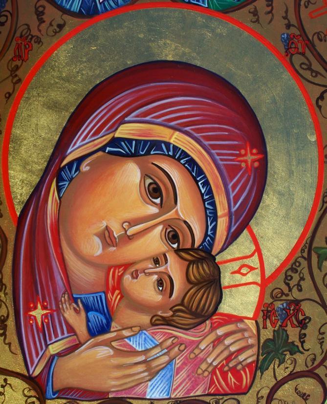 Marie mere de jesus