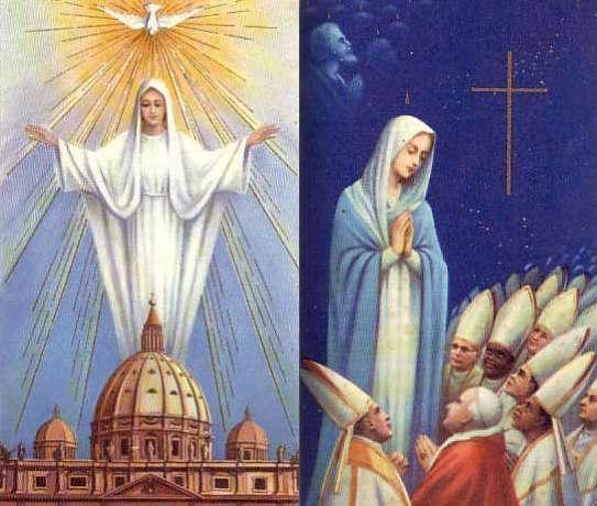 Fête de Marie, mère de l'Eglise Marie-mere-de-l-eglise