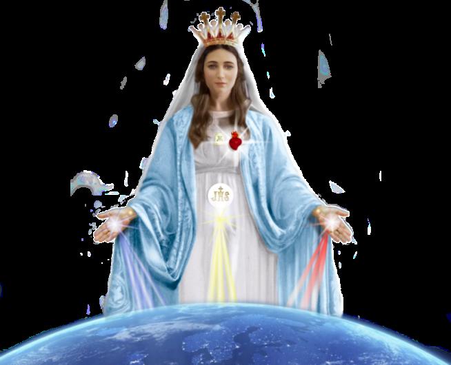 Marie mere et reine de la fin des temps