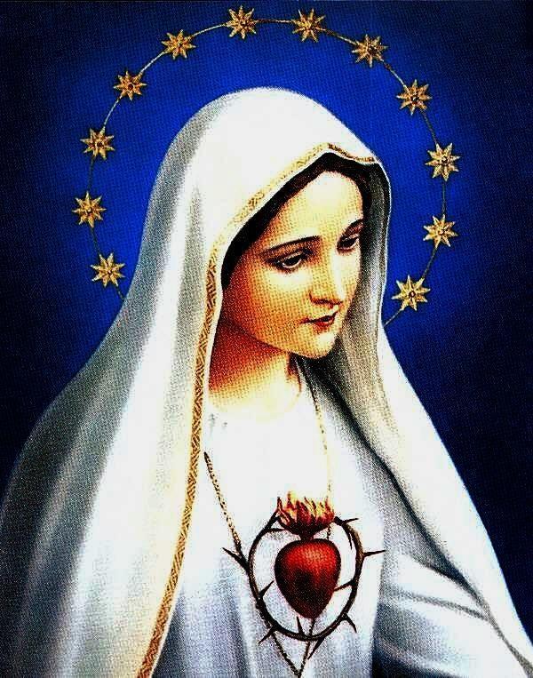 Marie reine de l univers 2