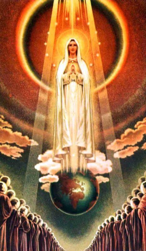 Marie reine la femme couronnee d etoiles dont parle l apocalypse 2