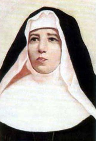 Marie seraphine du sacre coeur